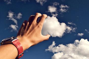cloud grab