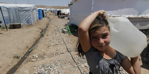 girl effect refugee