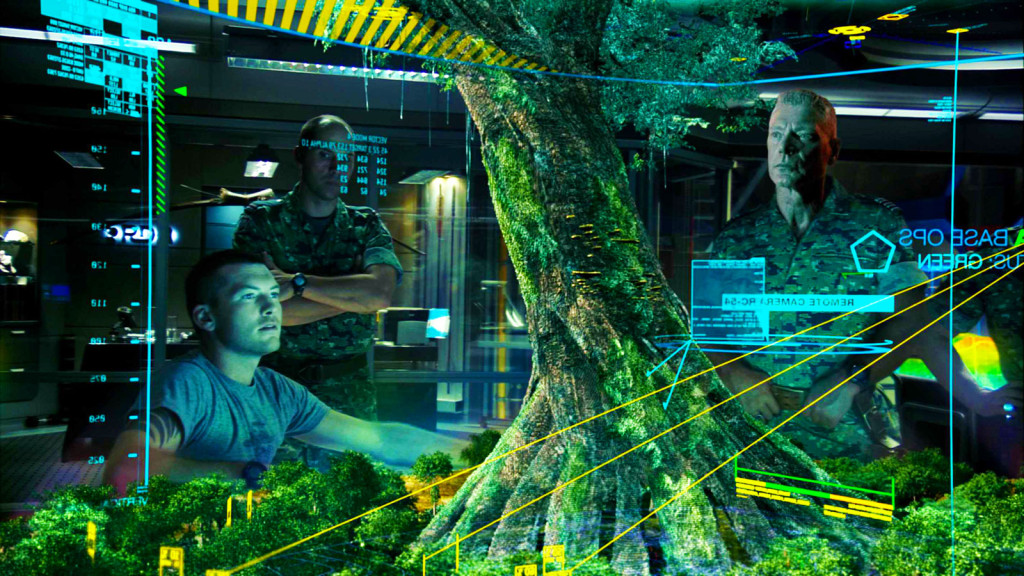 audio visual. 3D. Virtual reality.